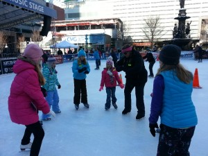 Fountain Square Group Lessons