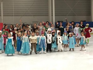 Frozen Beginners Show Group